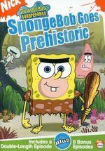 SpongeBob DVD - SpongeBob Goes Prehistoric