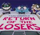 Return of the L.O.S.E.R.S.