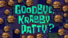 Goodbye, Krabby Patty
