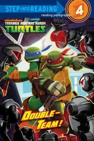 File:Teenage Mutant Ninja Turtles Double-Team! Book.JPG