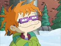 Chuckie at Christmas