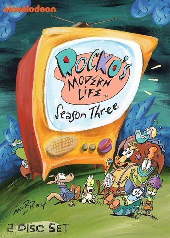 File:Rocko's Modern Life Season 3.jpg