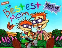 Rugrats The Bestest Mom Book