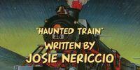 Haunted Train