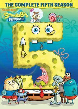 SpongeBob CompleteS5 f