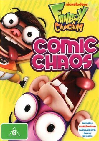 File:Fanboy & Chum Chum Comic Chaos DVD.jpg
