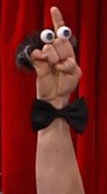 Oobi Maestru Noggin Nick Jr Character