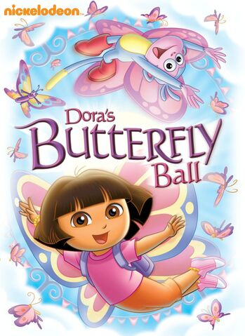 File:Dora the Explorer Dora's Butterfly Ball DVD.jpg