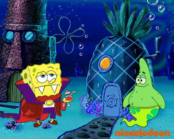File:SpongeBob Halloween Wallpaper.jpg