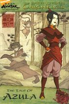 Avatar The Last Airbender The Tale of Azula Book