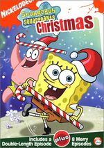 SpongeBob DVD - Christmas