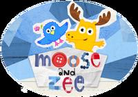 Noggin Nick Jr. Moose and Zee Logo