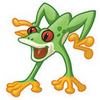 Go Diego Go Red-Eyed Tree Frogs Frog Nickelodeon Nick Jr Characters