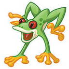 File:Go Diego Go Red-Eyed Tree Frogs Frog Nickelodeon Nick Jr Characters.png