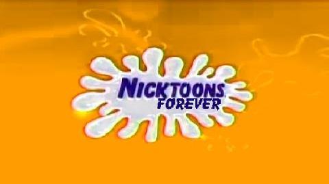 Nicktoons Forever - In-show bumper test