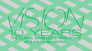 Vision - 10 Years