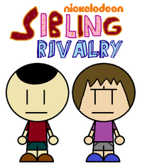 Sibling rivalry - promotional