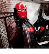 Christopher L. Robinson as The Red Hood