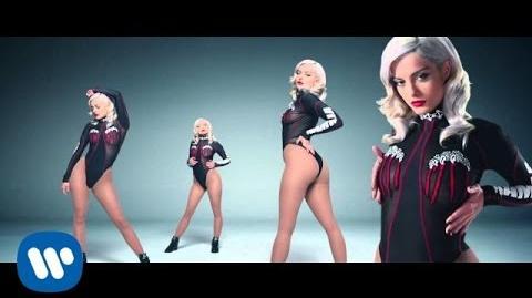 "Bebe Rexha - ""No Broken Hearts"" ft. Nicki Minaj (Official Music Video)"