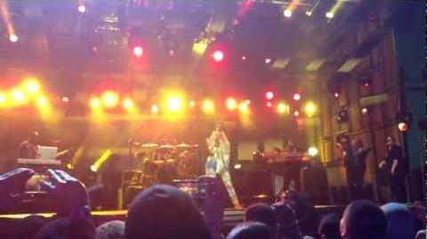 Nicki Minaj Jimmy Kimmel Live Performance