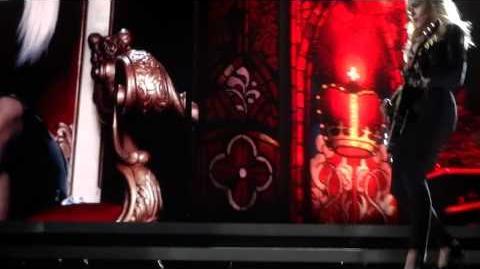 Madonna - MDNA Tour - I Don't Give A - Tel Aviv 5 31 12 (Clip) HD