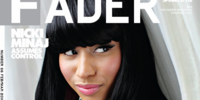 The Fader photo shoot (2010)
