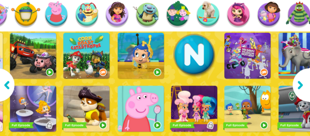 File:NickJr.com - November 2015 Home Page with Nick Jr. Puppies.png