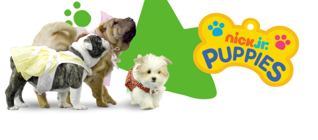 File:Nick Jr. Puppies Header.png