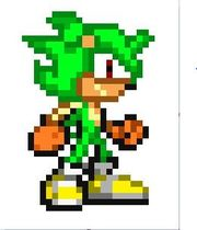 File:Nick the Hedgehog Spirte Large.png
