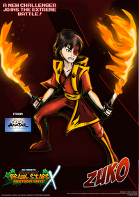 Nicktoons zuko by neweraoutlaw-d68ou2h