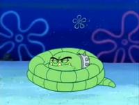 KelpShake store guard worm