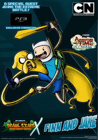 Nicktoons finn and jake ps3 exclusive by neweraoutlaw-d6ddsow
