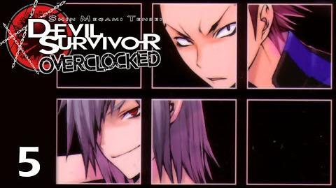 IMMORTAL MASTER - Let's Play - Devil Survivor Overclocked - 5 - Walkthrough Playthrough