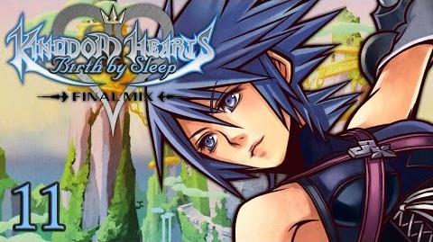 BLUEBERRY MOM - Let's Play - Kingdom Hearts Birth by Sleep Final Mix HD - 11 - Playthrough
