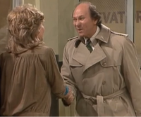 Christine meets Alan Kitch