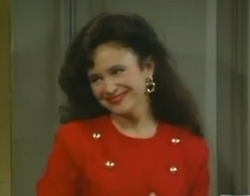 Gail Edwards as Tracy Knight