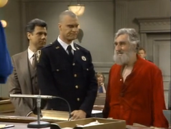 Night Court ep. 1x2 - Santa Goes Downtown