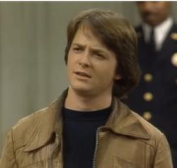 Michael J. Fox Eddie Simms