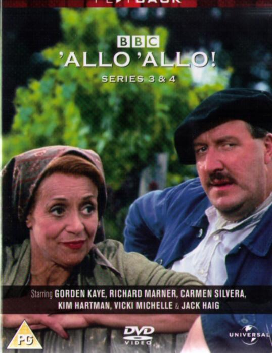 Series 3 Allo Allo Wiki Fandom Powered By Wikia border=