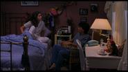 Glen in Nancy's room