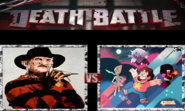 DEATH BATTLE Idea - Freddy Vs. The Crystal Gems