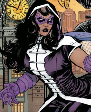 Helena Bertinelli Huntress (New 52)