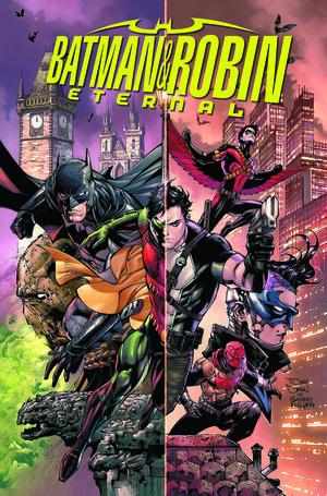 Batman and Robin Eternal