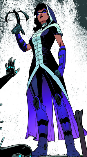 Helena Bertinelli Huntress (Prime Earth)