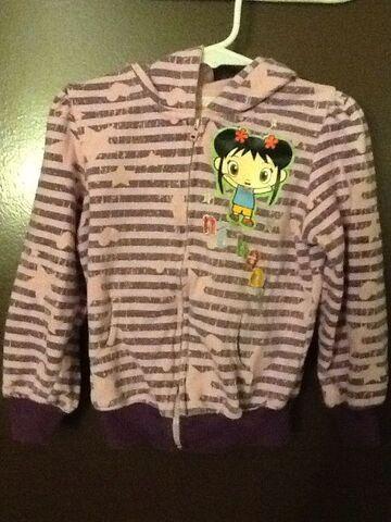 File:Ni Hao Kai-lan Girl Long Sleeve Zipper Sweatshirt 3T Purple Hoodie Nickelodeon (1).jpg