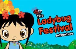 Ladybug festival adventure