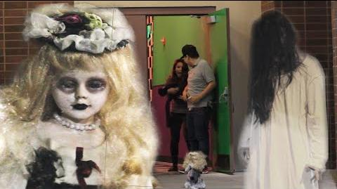 ANNABELLE DOLL SCARE PRANK!!!