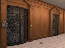 C-deck elevators