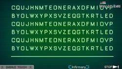 B. Garden code minigame