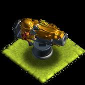 Dragon cannon lvl 10